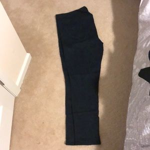 AE super stretch navy pants